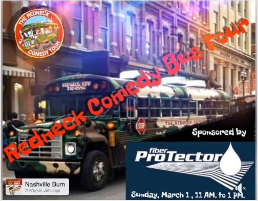 Redneck Bus Tour